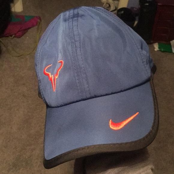 5db393dd7 Nike Rafael Nadal Tennis Hat